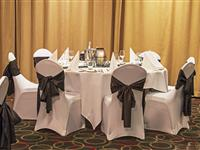 Wedding Table Setting - Mantra Tullamarine Hotel